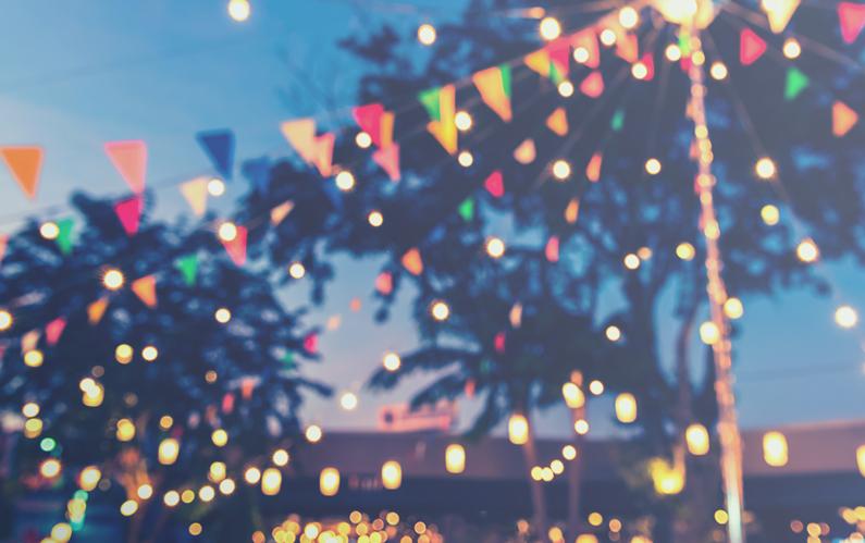 fiestas verano